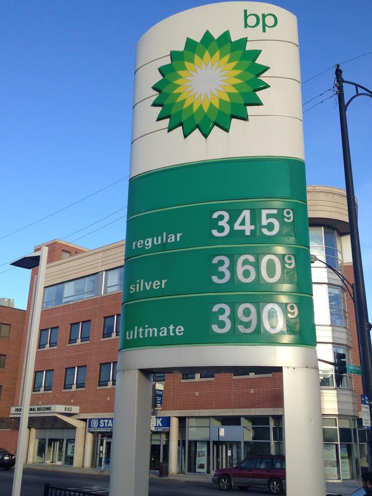 Chicago Gas Prices